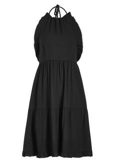 RED Valentino Halter Mini Dress