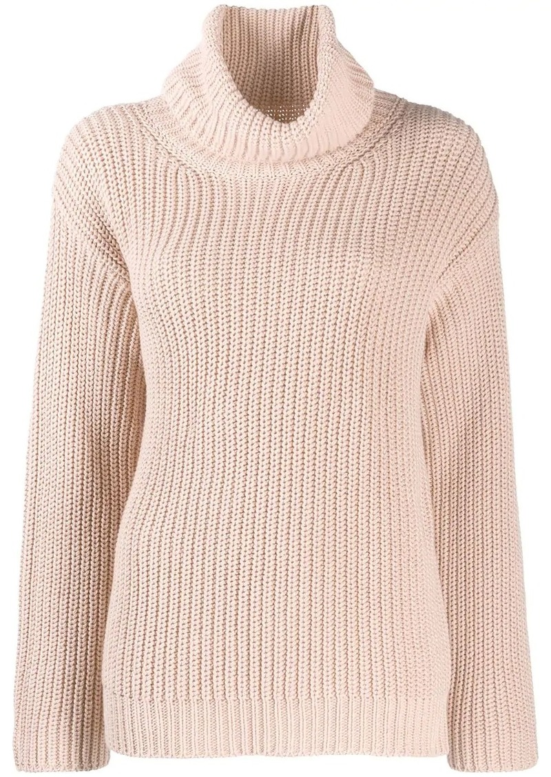 RED Valentino I have a crush on you knit sweater