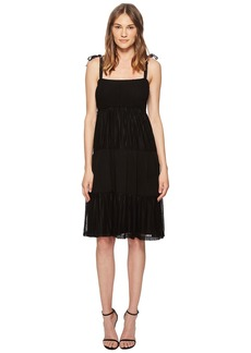 RED Valentino Jersey Lace Dress