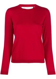 RED Valentino lightweight knitted jumper