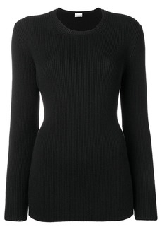 RED Valentino long-sleeve fitted sweater