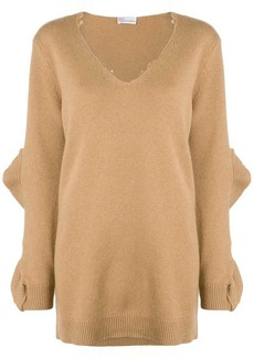RED Valentino oversized sweater