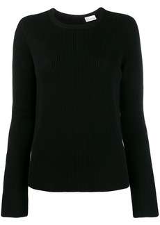 RED Valentino point d'esprit tulle sweater