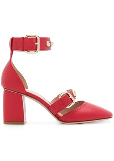 RED Valentino RED(V) pointed toe pumps