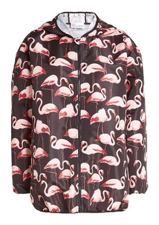 RED Valentino Printed Jacket