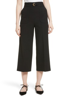 RED Valentino Belt Detail Culottes