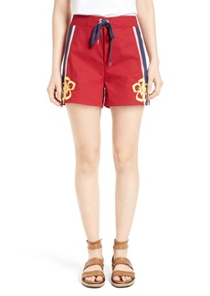 RED Valentino Board Shorts