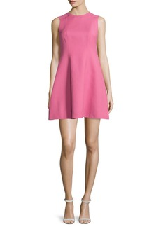 "RED Valentino ""CLEAN CUT"" FIT AND FLARE DR"