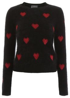 Valentino Heart Pullover