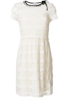 Red Valentino lace dress - White