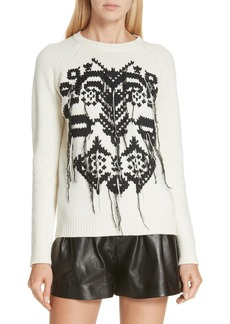 RED Valentino Thread Detail Sweater