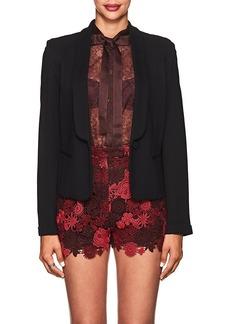 RED Valentino Women's Jersey Crop Blazer