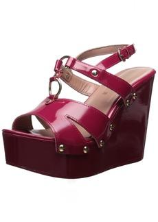 Red Valentino Women's Platform Sandal with Studs  3 M EU/ M US
