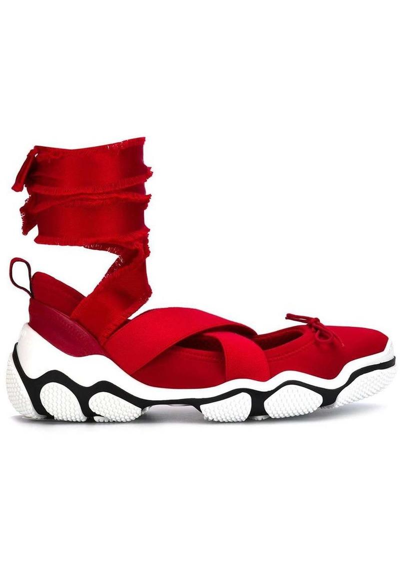RED Valentino RED(V) Ballerina sneakers
