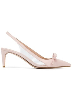 RED Valentino RED(V) bow detail pumps