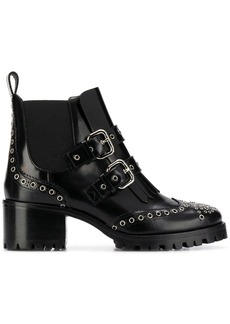 RED Valentino RED(V) brogue ankle boots