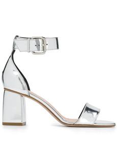 RED Valentino RED(V) metallic sandals