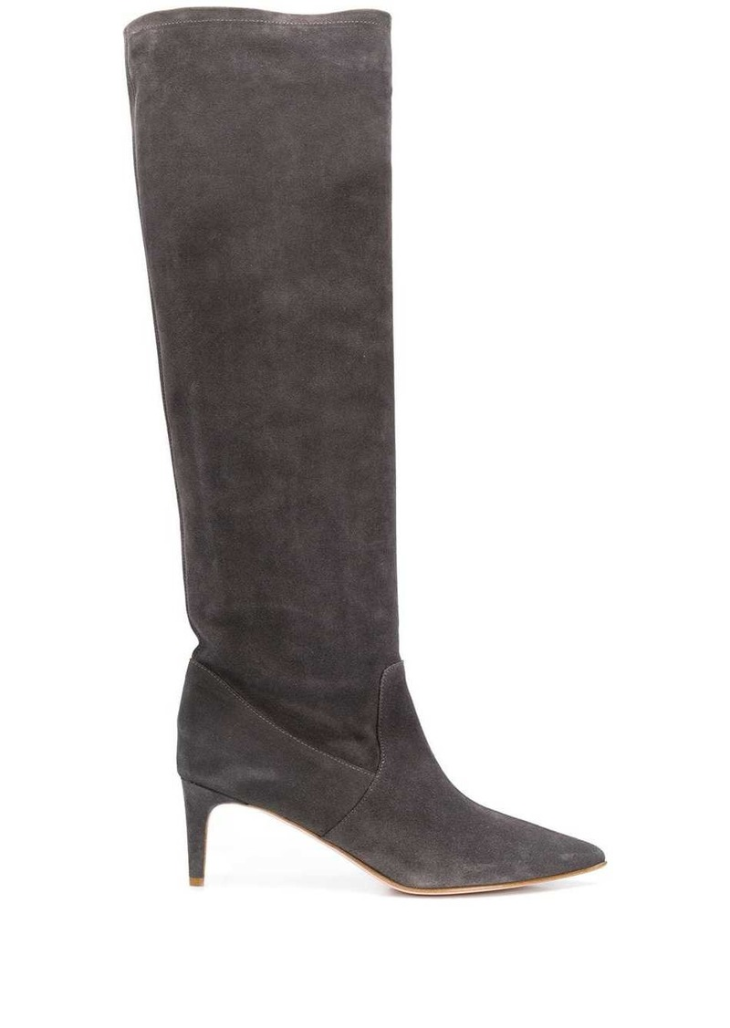 RED Valentino RED(V) pointed toe boots