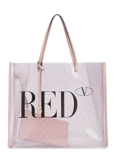 RED Valentino RED(V) Pointote tote bag
