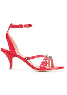 RED Valentino RED(V) romantic punk sandals