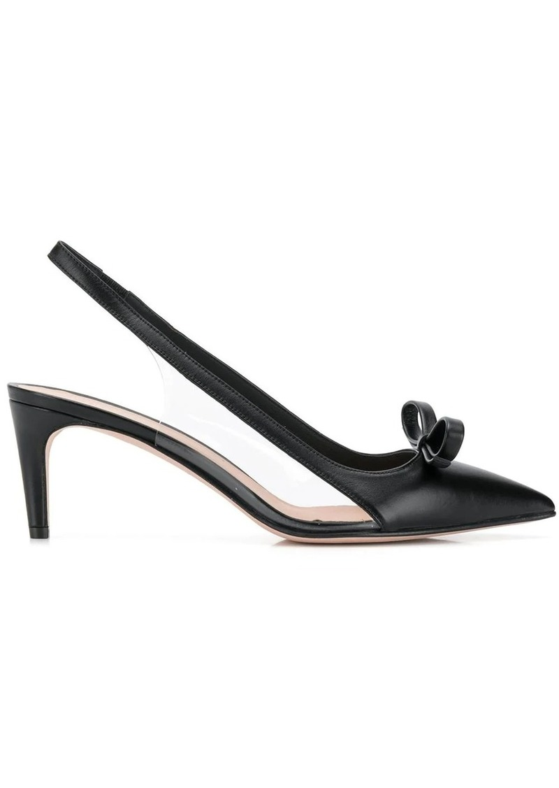 RED Valentino RED(V) Sandie court shoes