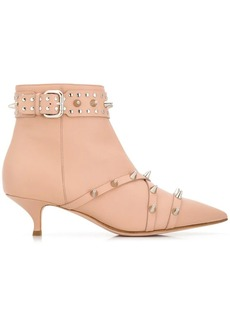 RED Valentino RED(V) studded ankle boots