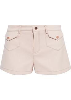 RED Valentino Redvalentino Woman Twill Shorts Baby Pink