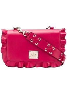 RED Valentino RED(V) Rock Ruffles shoulder bag