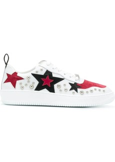 RED Valentino star appliqué sneakers