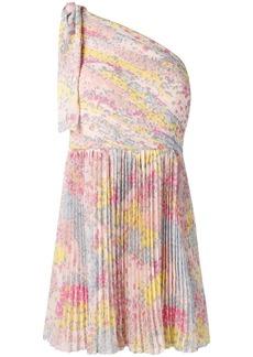 RED Valentino star print mini dress