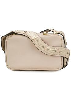 RED Valentino stud-embellished camera bag