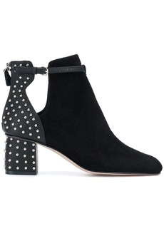 RED Valentino RED(V) studded heel boots