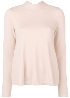 RED Valentino tie back jumper
