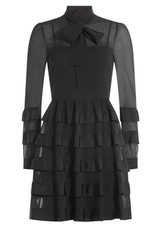 RED Valentino Tiered Dress