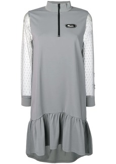 RED Valentino track jacket dress