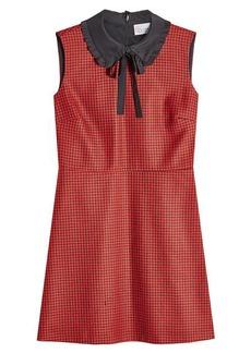 RED Valentino Virgin Wool Dress