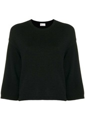 RED Valentino winged heart jumper