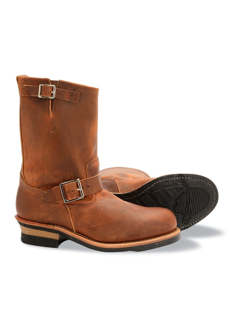 Red Wing 11 Inch Engineer Leather Boot - Factory Second