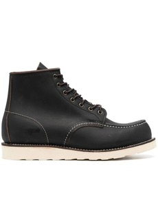 Red Wing 6-inch ankle boots