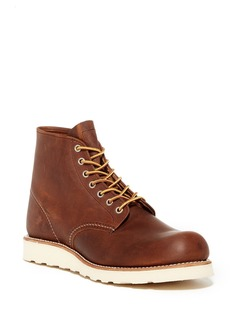 "Red Wing 6"" Leather Mid-Top Boot - Factory Second"