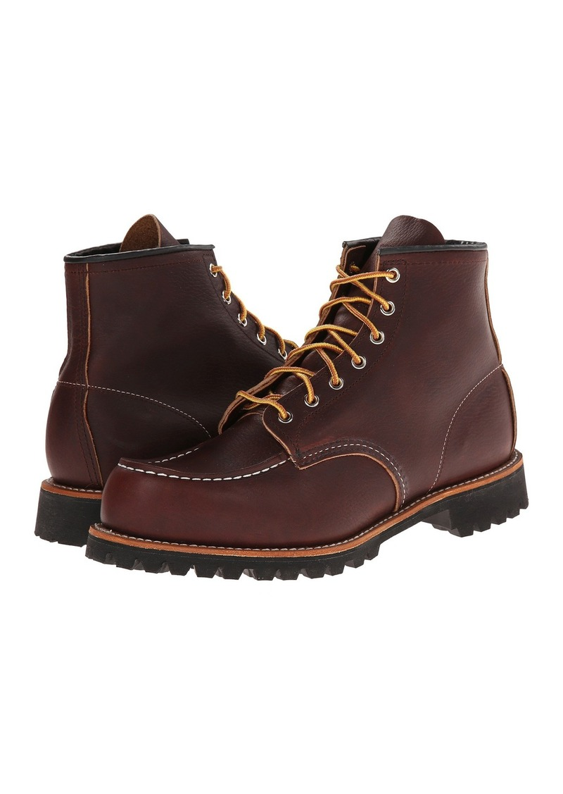 "Red Wing 6"" Moc Toe Lug"