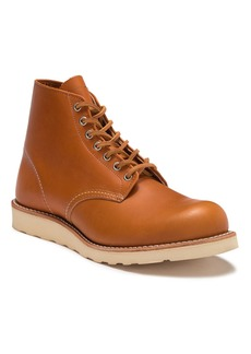 """Red Wing 6"""" Round Lace Boot - Factory Second - Extra Wide Width Available"""