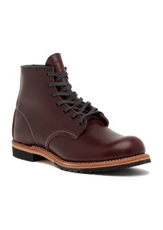 Red Wing Beckman Lace-Up Leather Boot - Factory Second - Multiple Widths Available