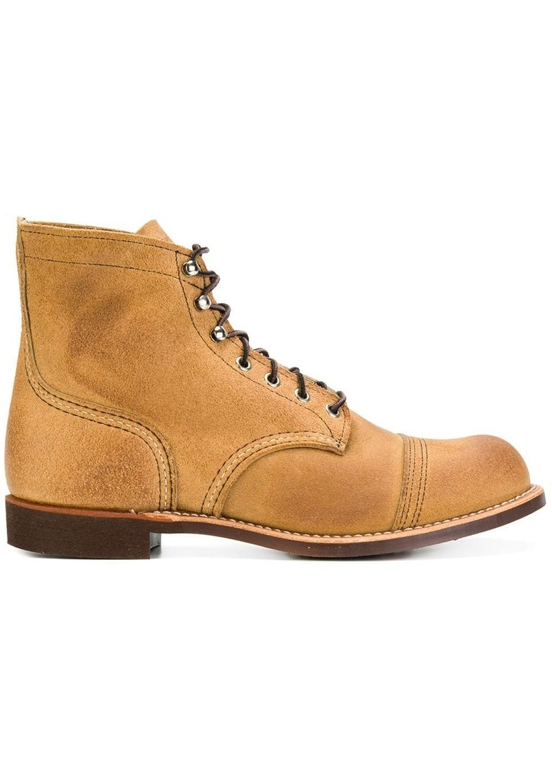 Red Wing classic lace-up boots