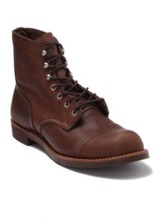 Red Wing Iron Ranger Cap Toe Boot - Factory Second - Wide Width Available