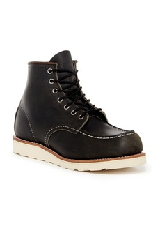 Red Wing Moc Lace-Up Leather Boot - Factory Second - Multiple Widths Available