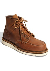 Red Wing 6 Inch Moc Toe Boot (Men)