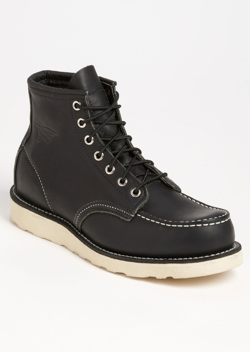 Red Wing 'Classic Moc' 6 Inch Boot (Online Only)