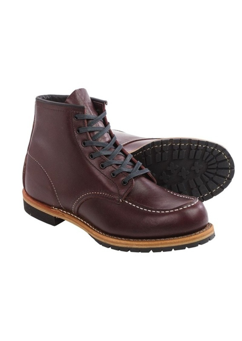 Red Wing Red Wing Heritage 9010 Beckman Moc Toe Botas 2nds Factory 2nds Botas af71d4