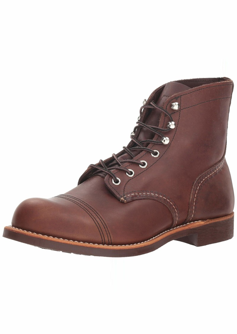 Red Wing Heritage Iron Ranger 6-Inch Boot